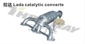 Catalytic Converter for Lada Same as The Original pictures & photos