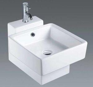 Unique Mexico Market Bathroom Washing Basin Sinks (7063) pictures & photos