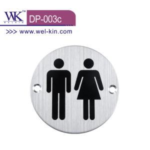 Stamping Door Sign Plate (DP-003c)