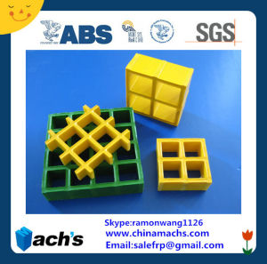 GRP Grating -Mesh: 50X50 H 50 Passed ABS Cer and SGS Report pictures & photos
