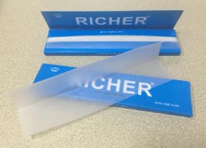 Richer 14GSM King Size Smoking Rolling Paper pictures & photos