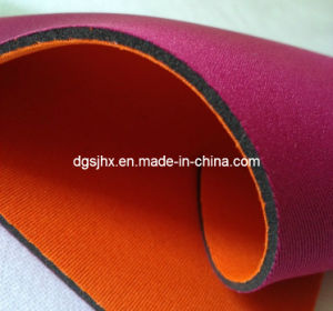 Neoprene Rubber Sheet with Lamilation Different Fabric 3-7mm pictures & photos