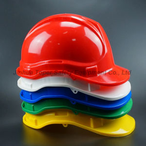 Air-Ventilation Shell Safety Helmet with Chin Strap (SH501) pictures & photos