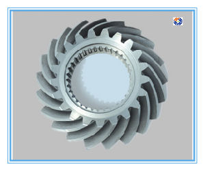 Sprocket Gear Made of Steel Stainless Steel pictures & photos