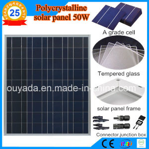 50W Polycrystalline PV Panel pictures & photos