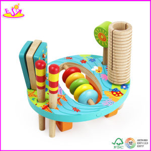 2014 Hot Sale Fashion Wooden Kids Music Gift, Popular Children Music Gift and Creative Baby Music Gift W07A018 pictures & photos