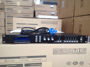 Dp-260 China Manufacturer 2 in 6 out Audio Processor pictures & photos