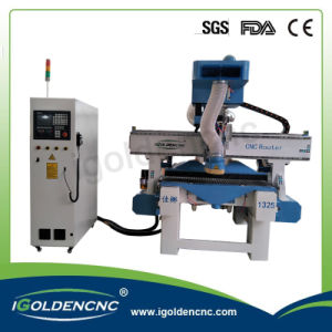 Automatic Tool Changer CNC Machine Woodworking pictures & photos