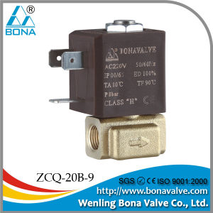 Solenoid Valve for Water Heater (ZCQ-20B-9) pictures & photos
