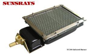 Ceramic Infrared Burner for BBQ (TC200) pictures & photos