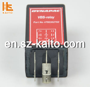 Dynapac Vibratory Roller Compactor Vbs-Relay Part No. 4700382782 pictures & photos