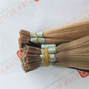 Mini Lock Hair Extensions with 100% Cuticle Human Hair pictures & photos