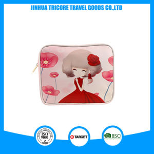 Designed Popular Fashion Printed PU Zipper Cosmetic Bags pictures & photos