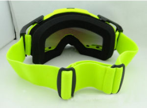 PC Lens Anti Impact Anti Scratch Ski Glasses Motocross Goggles pictures & photos
