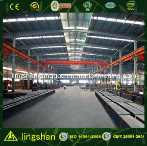Pre Fabricated Light Steel Frame Workshop (LS-SS-005) pictures & photos