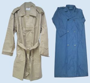 Mlitary Raincoat pictures & photos