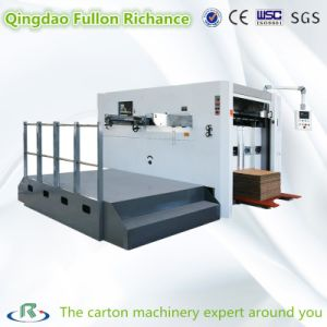 Automatic Corrugated Paper Creasing Machine (Die-Cut) pictures & photos