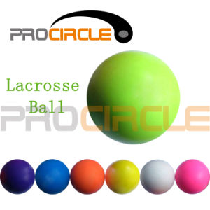 Crossfit Fitness Rubber Lacrosse Ball (PC-LB2001) pictures & photos