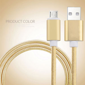 Colorfull USB Data Cable/Micro USB Cable/Mobilephone Charging Cable pictures & photos