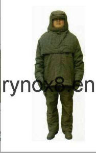 Fully Sealed PVC Chemical Protective Clothing