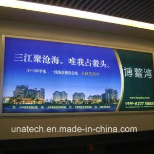 Banner Frameless Aluminium LED Media Signage Light Box pictures & photos