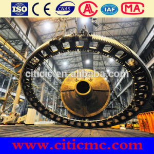 Citicic Customized World-Biggest Dia 1m-16m Rotary Kiln Ring Gear pictures & photos