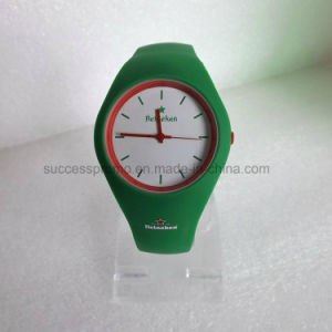 Fashion LED Digital Bracelet Silicone Analog Watch for Kids pictures & photos
