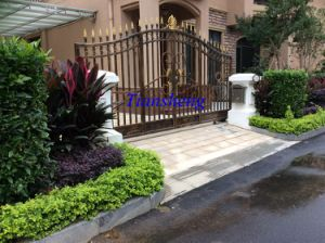 High Quality One Leaf Rolling Gate/Sliding Gate pictures & photos