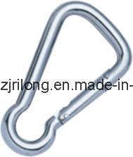 Steel Obliue Angle Snap Hook Dr-Z0024 pictures & photos