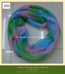 Custom Printing Silk Scarf for Ladies