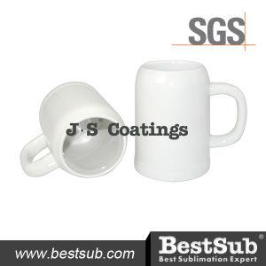 Js Coatings Sublimation Mugs Ok Beer Mug BOK1 pictures & photos