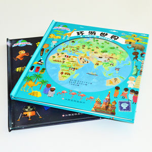 Hard Cover Children Book Print pictures & photos