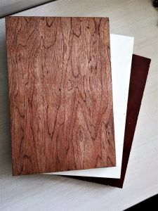 Hardwood Face and Core Commercial Plywood pictures & photos