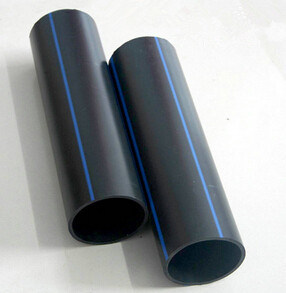 Competitive Price 630mm Large HDPE Pipe for Water Supply pictures & photos