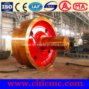 Rotary Kiln Support Roller &Supporting Roller for Rotary Kiln pictures & photos