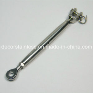 Stainless Steel Closed Body Jaw&Eye Turnbuckle pictures & photos