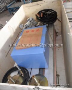 Steel Cord Belts Jointing Vulcanizing Press Machine (ZLJ-500X200) pictures & photos