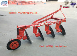 Farm Equipment High Quality Mini Disc Plough for 50HP Tractor pictures & photos