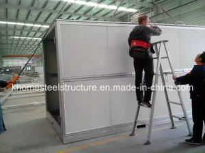 20FT Movable Foldable Container House with High Quality pictures & photos