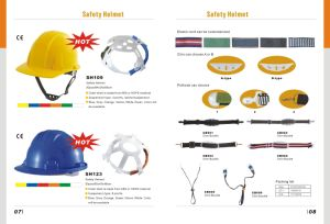 Ce Standard High Quality Safety Helmet pictures & photos