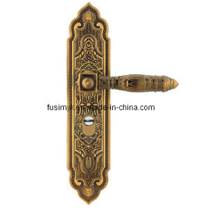Latest Design Luxury Brass Door Handle pictures & photos