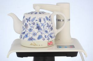 Ceramic Electric Kettle With Pump (ML-1662A)