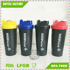 Wholesale 600ml Protein Shaker with Ball Blender pictures & photos