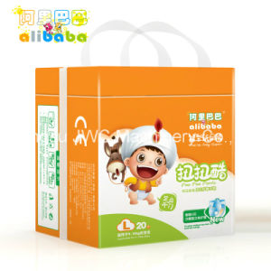 Disposable Soft Breathable Baby Pants Baby Pull up Diapers pictures & photos