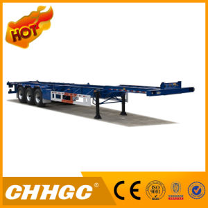 3axle Skeleton Storage for Trailer pictures & photos