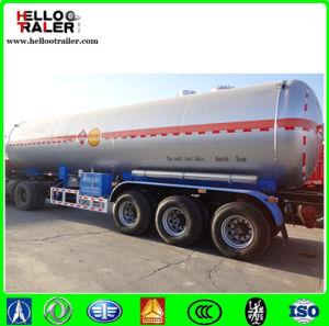 Liquified Petroleum Propane Gas 45cbm LPG Tanker Trailer pictures & photos