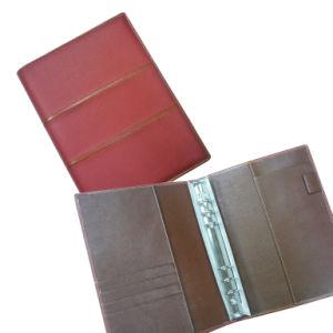 PU Binder File Folder Organizer Notebook Case (EA5-003)
