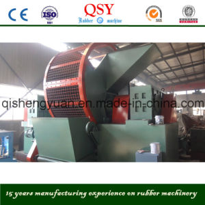 Tear Resistant Waste Tire to Rubber Powder for Recycling Line pictures & photos
