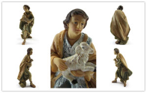 Customized High Quality Jesus Statue with Resin Material pictures & photos