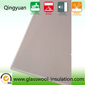 KTV Special Aluminum Fireproof Ceiling Panels Insulation Materials pictures & photos